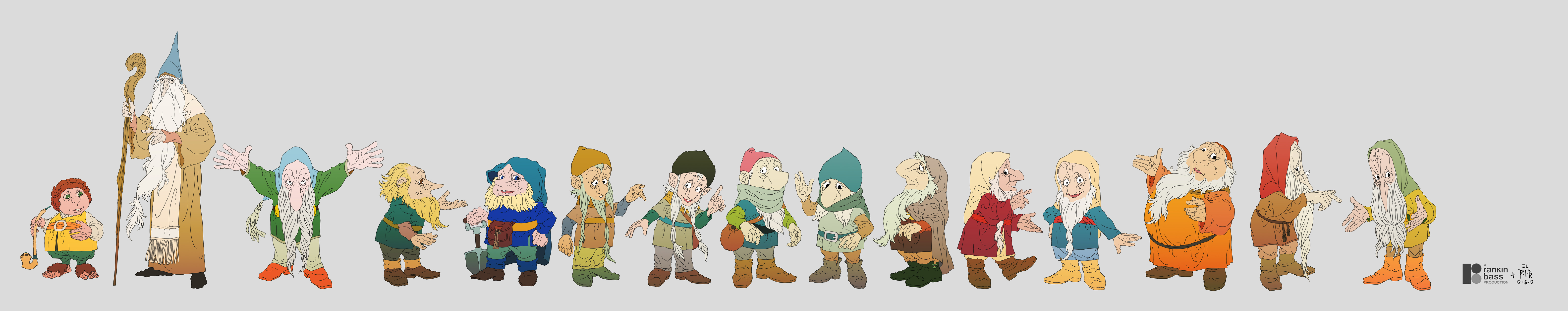 Thorins Company colored