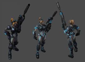 SC2: HotS - Nova2 by PhillGonzo