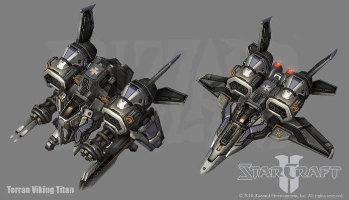 Terran Viking Titan