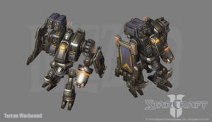 Terran Warhound