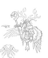 HotS - Malfurion Concept by PhillGonzo