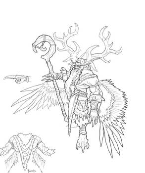 HotS - Malfurion Concept