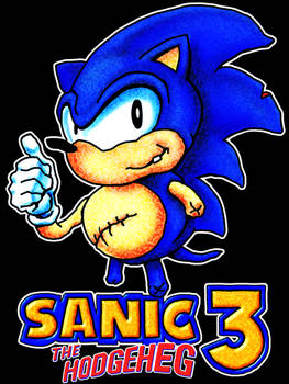 Sanic the Hodgeheg 3: Triple Amputee