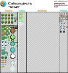 Calis Projects Tile Set