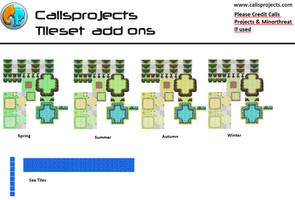 Calis Projects Tile Set Add On by Minorthreat0987