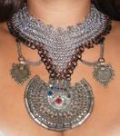 Tribal Emblem collar