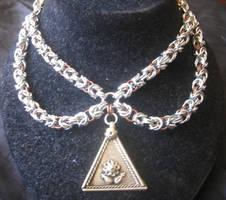 Byzantine Medallion by enchantress13