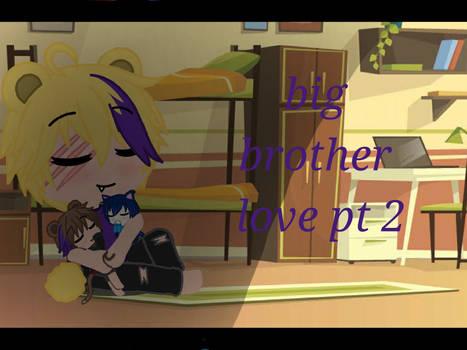 Big brother love pt 2