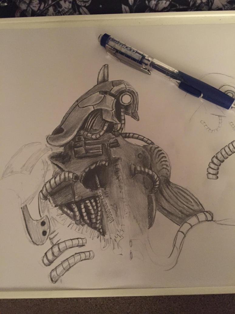 Legion-first sketch by Cammo7495