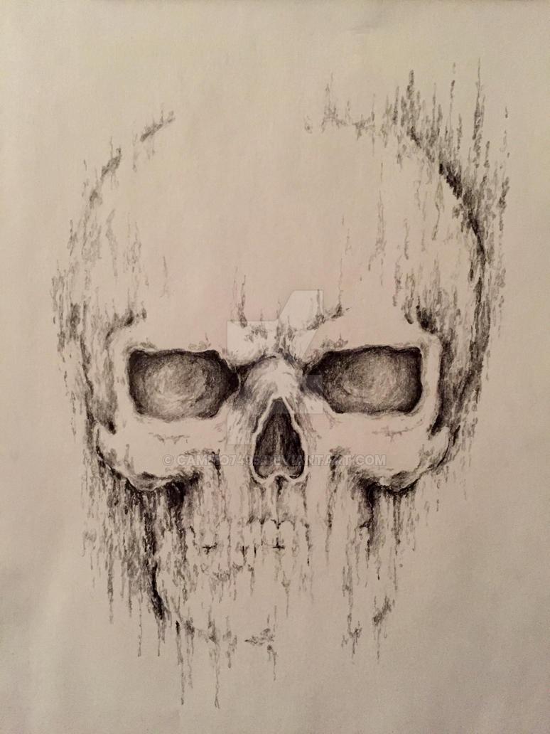 Skull by Cammo7495