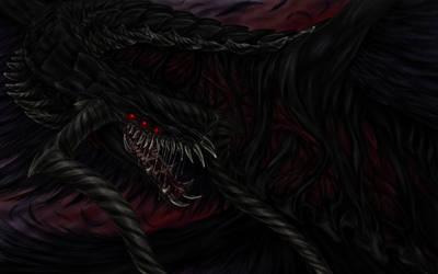Unholy Grima by RavenCorona