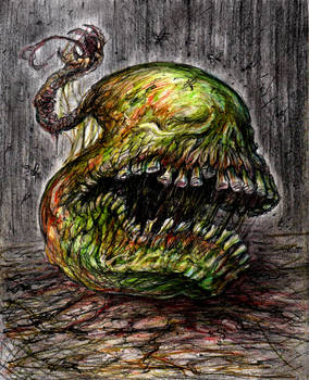 The Pear Zombie of Unholy April
