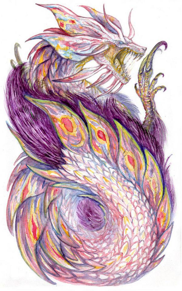 Angry Mizu by RavenCorona