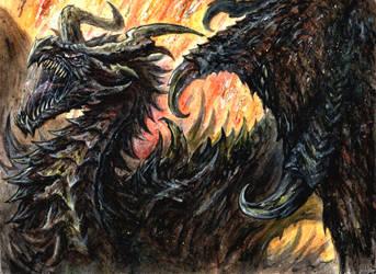 The Terror Has Reignited by RavenCorona