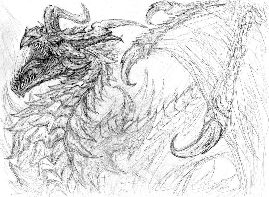 The Terror Has Reignited sketch by RavenCorona