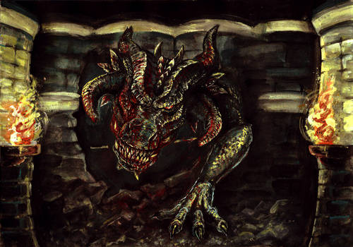 Talon's Final Stand by RavenCorona