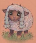 Pastel Wooloo by RavenCorona