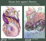 Draw This Again (Mizu) by RavenCorona