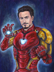 Iron Man [NY gift]