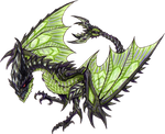 The Thunderclaw Wyvern by RavenCorona