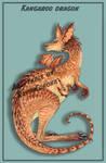 ADOPT AUCTION | Kangaroo Dragon [CLOSED]