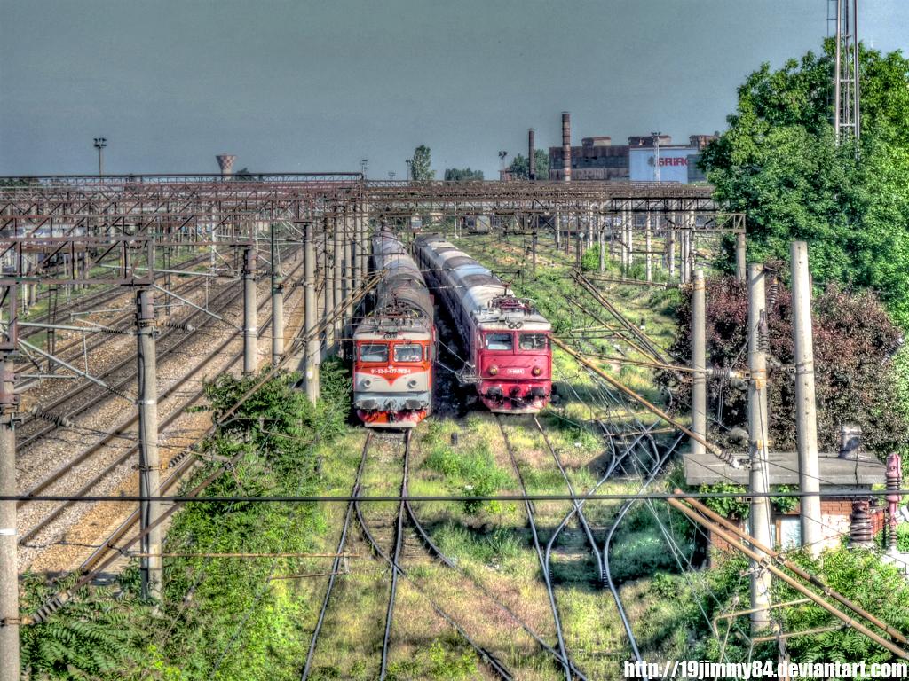 Grivita Depot... by Iulian-dA-gallery