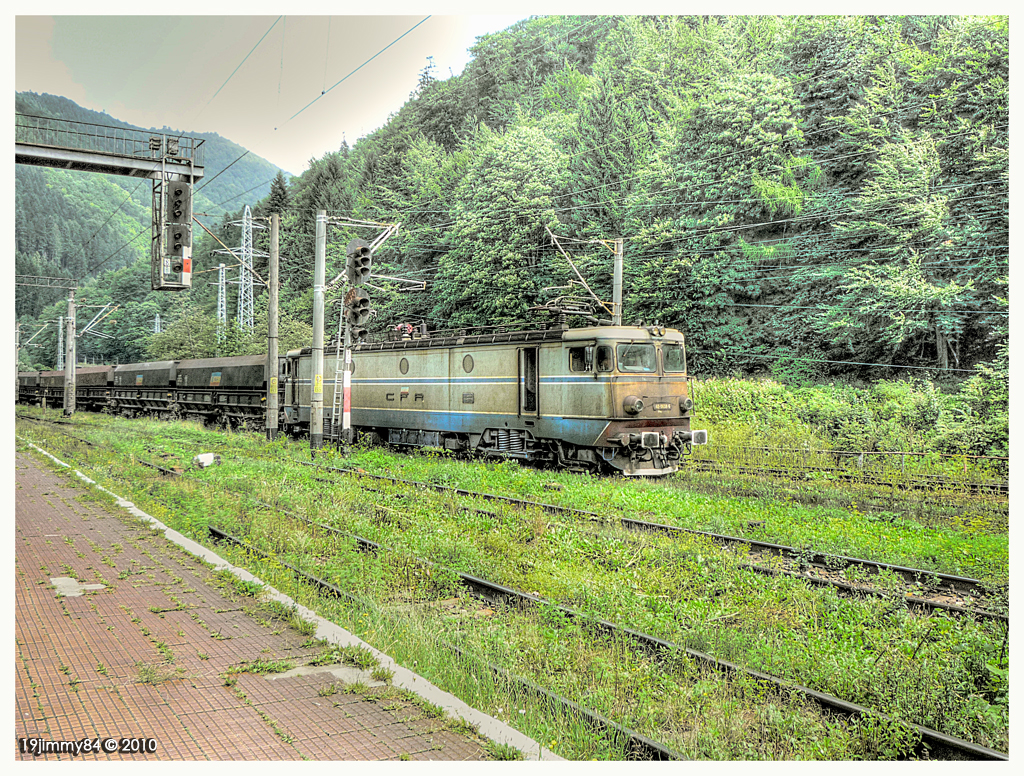 Freight coal by Iulian-dA-gallery