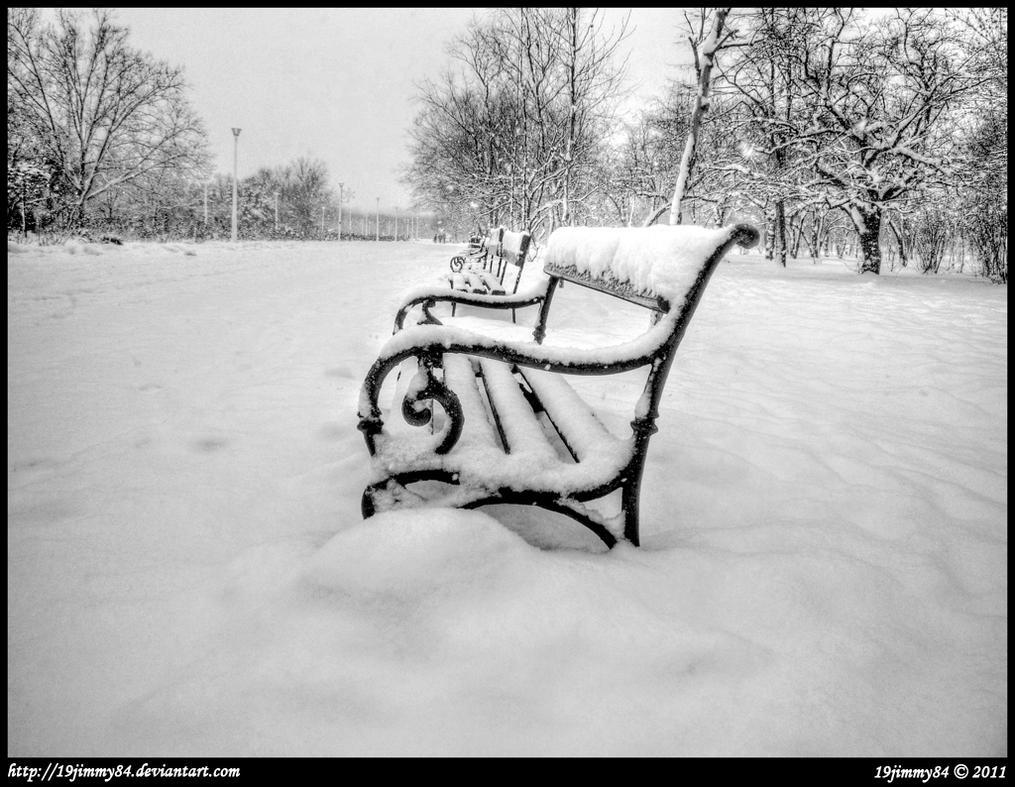 Solitude... by Iulian-dA-gallery