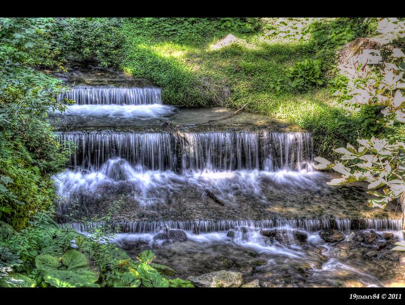 mini waterfall by Iulian-dA-gallery