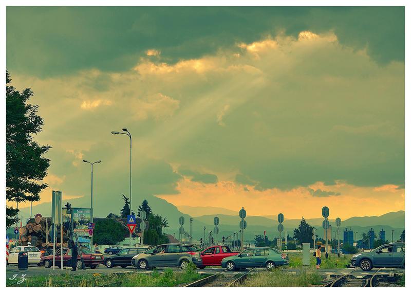 after the rain... by Iulian-dA-gallery