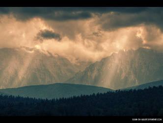from heaven... by Iulian-dA-gallery