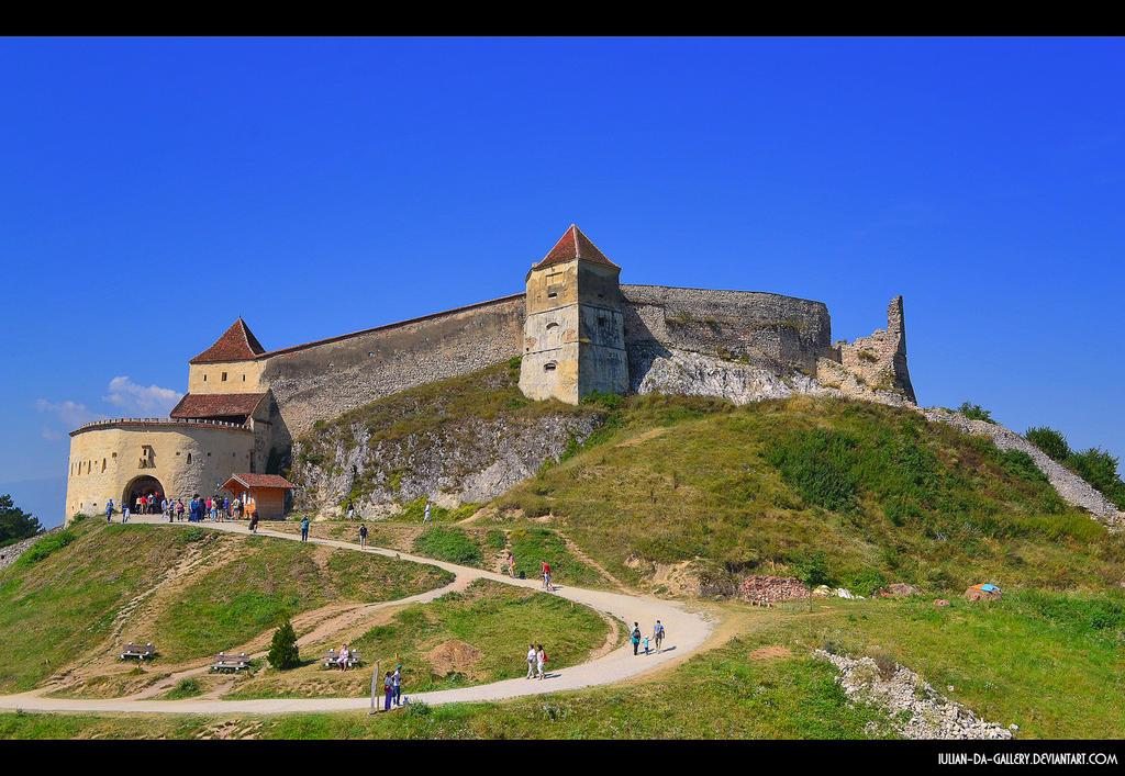 Cetatea Risnov by Iulian-dA-gallery
