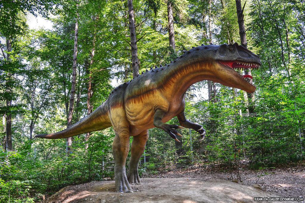 T-Rex by Iulian-dA-gallery