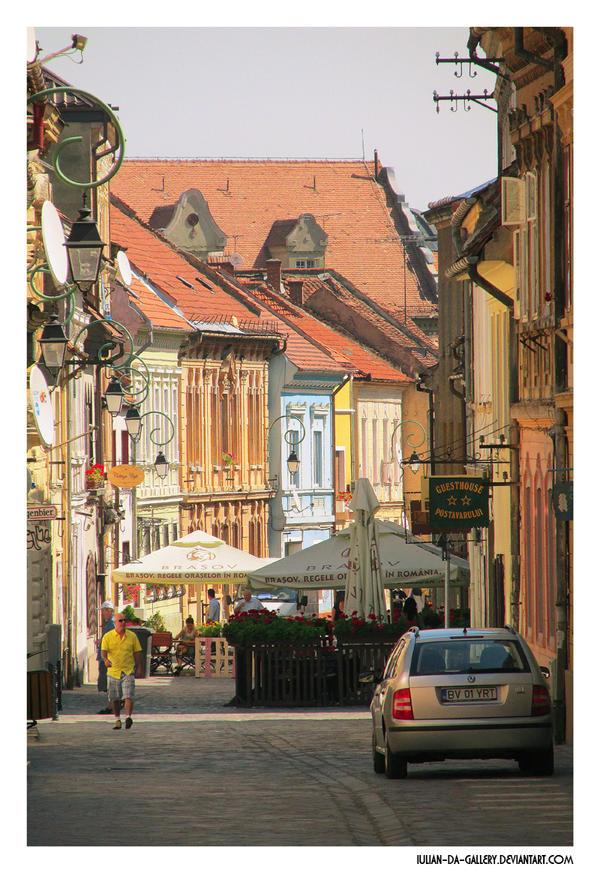Brasov arhitecture... by Iulian-dA-gallery