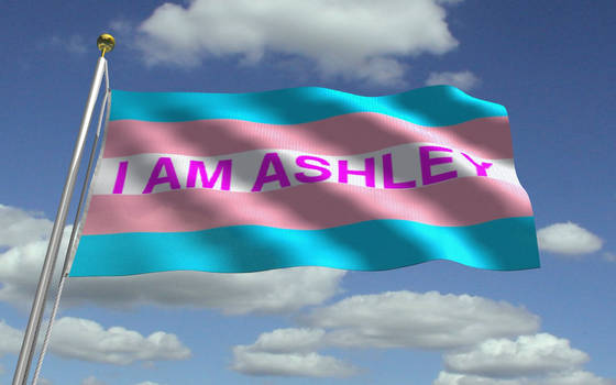 I--Am--Ashley flag.