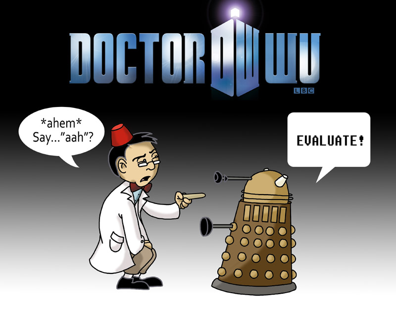 Doctor Wu by Celtzombie
