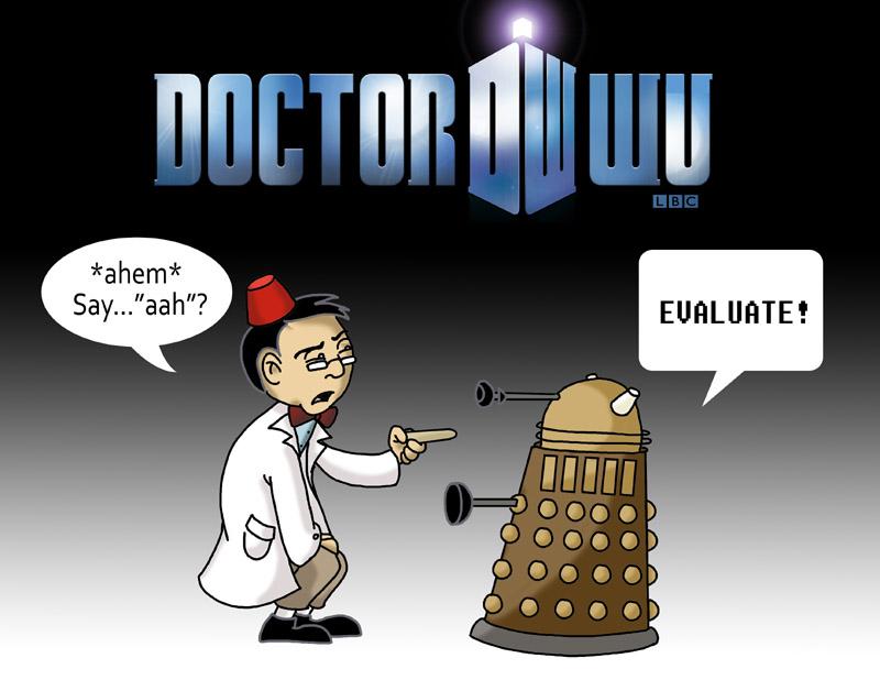 Doctor Wu by Celtzombie
