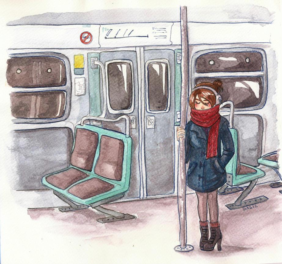 Lonely Girl by Mogoliz