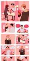 Happy Valentine's Day ! by Mogoliz