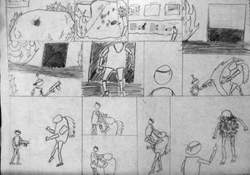 Short Apocalypse Comic Page2