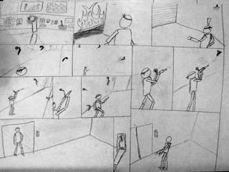 Short Apocalypse Comic Page3