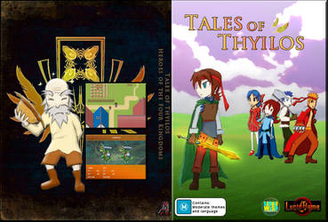 What if Tales of Thyilos had Cover Art?