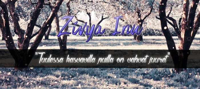 Zivya Inu banner by AnarkistiStile