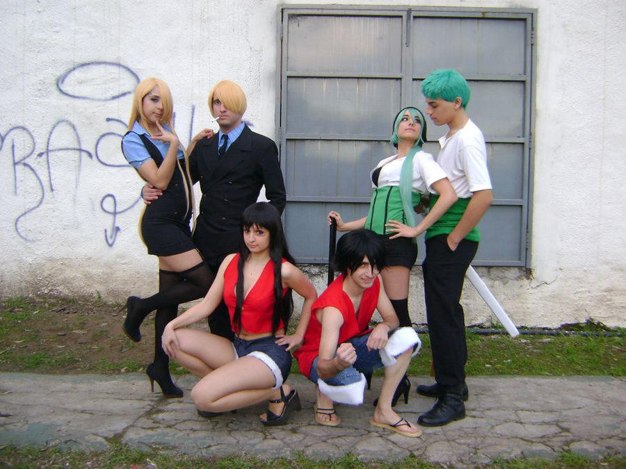 OP team by Inoshindashin