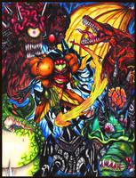 Metroid Nemesis 2 by Manzhanz