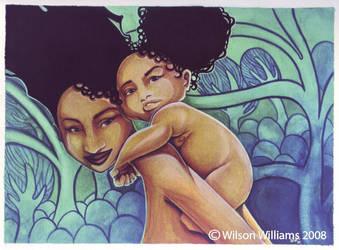 Blessed Bond by WilsonWJr