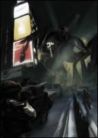 Monstrous. by K-Graham