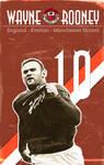 Rooney 'Vintage Poster'