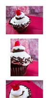 Chocolate and Cherries by ElindielForestStar