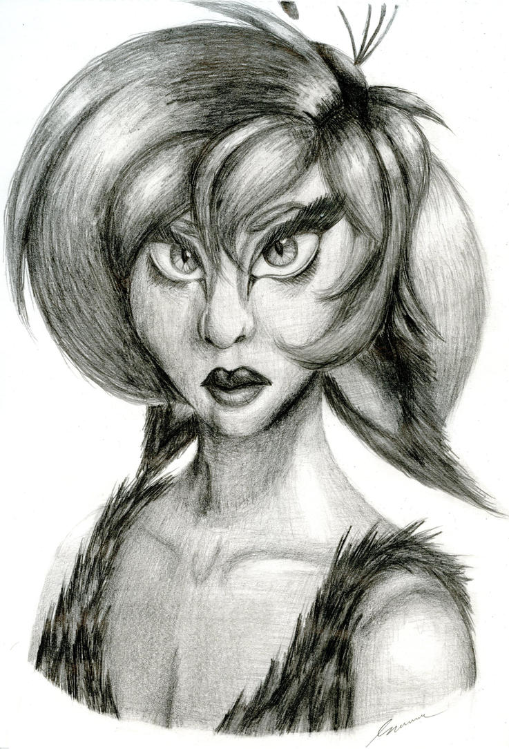 Violetta Valeria Melania Nerezza by SavannaEGoth